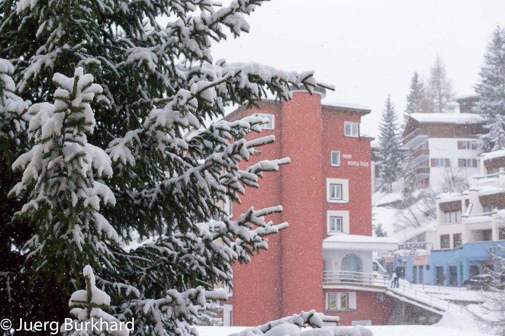 Arosa im Schnee